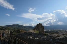 美しき南イタリア旅行♪ Vol.139(第5日)☆Squillace:美しき山村の古城「スクイッラーチェ城」哀愁のパノラマ♪