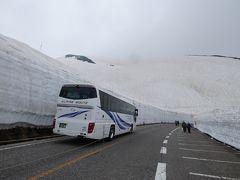 2018 ソロツーリング ⑤ 125ccバイクで 妙高高原~富山~立山黒部アルペンルート
