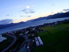 ダブル台風と一緒に、長浜・福井・能登で車中泊(3/17)嵐の夜を琵琶湖の岸で過ごし、あこがれの日本海へ