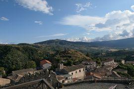 美しき南イタリア旅行♪ Vol.140(第5日)☆Squillace:美しき山村の古城「スクイッラーチェ城」哀愁トッレと旧市街パノラマ♪