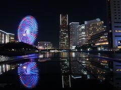 2018年8月 私の夏休み♪第二弾は横浜&東京へ~「ル・グラン・ブルー」乗船~お部屋からヨコハマの煌めきを満喫~「パルテノペ恵比寿」でランチ~「東京タワー」でハイボール&景色を堪能♪~