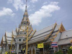タイで二番目に人気のワットソートンへ