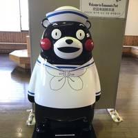 SUNQパス(北部九州)を使ってバス乗りっ放しの旅 その1(長崎→雲仙→熊本→福岡)