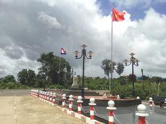 バンメトートからプレイク経由、レタイン国境を越えカンボジア、バンルンへ