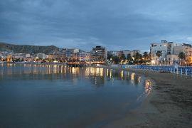 美しき南イタリア旅行♪ Vol.144(第5日)☆Crotone:「クロトーネ」ビーチからきらめく夜景♪