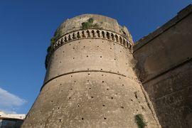美しき南イタリア旅行♪ Vol.146(第6日)☆Crotone:クロトーネの古城「カルロ5世城」♪