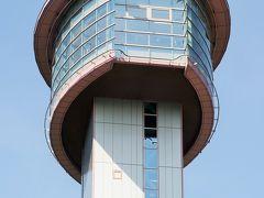 行田1/3 古代蓮の里 展望タワー 上って ☆地上50mからのパノラマ眺望