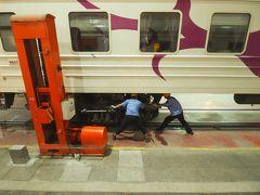 モンゴル旅その3 国境でのシベリア鉄道車輪交換、そしてまさかのモンゴル洪水!?