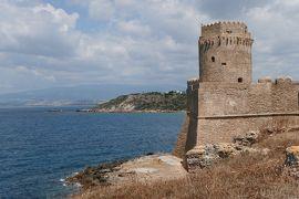 美しき南イタリア旅行♪ Vol.161(第6日)☆Le Castella:「レ・カステッラ城」厳かに入城♪