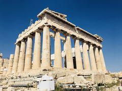 パルテノン神殿、アクロポリスの丘[2018年8月9月ギリシャ2]