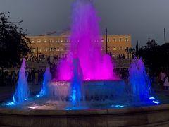 ぶらりアテネ:シンタグマ広場周辺[2018年8月9月ギリシャ3]