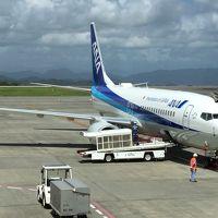 富士山静岡空港から行くANA沖縄空の旅/食いしん坊の夏ぶらり旅「沖縄本島編」