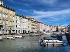 ヨーロッパ個人旅、バスで国境を越えアドリア海を縦断!クロアチアからイタリアの港街トリエステ編-クロアチア・スロベニア・イタリア・フィンランド食べ飲み夫婦旅2-