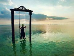 ギリ島名物 ブランコ巡りの女一人旅