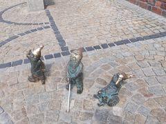 ポーランドとスロバキア13日間の旅⑥ 妖精さんを探しながらブロツワフ