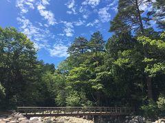 天気がすべて!のバスツアー 信州三大絶景遊覧~天竜舟下り&赤沢森林鉄道&御岳ロープウェイ~ 日本一の星空観賞なるか?