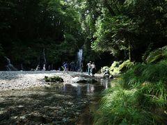 富士裾野 陣馬の滝(田貫湖一泊二日/1日目)