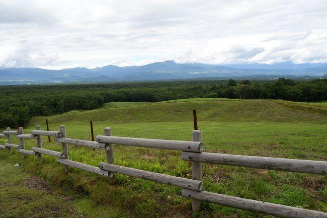 軽井沢の自然を訪ねる旅(2) 浅間牧場とその周辺