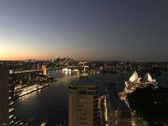 グレートバリアリーフに浮かぶ楽園ハミルトン島とシドニーを巡るオーストラリアの旅⑤ インターコンチネンタルシドニークラブルーム宿泊