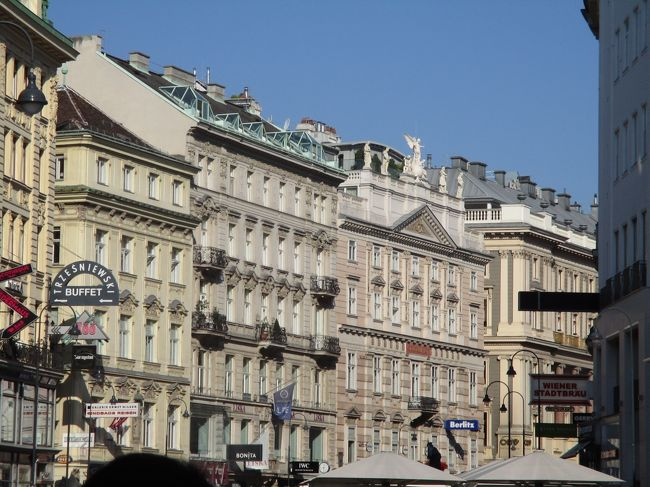 昨年訪れたオーストリア、今年もまた来てしまいました。<br />今回はハンガリーに4泊した後入国し、ウィーンに5泊しました。<br />丸1日はハルシュタット観光に費やしましたが、それ以外の4日間はウィーン市街と近郊の観光とカフェを楽しみました。<br />今回見学した主な名所は美術史博物館、王宮宝物館、アルベルティーナ、モーツァルトハウス、中央墓地、アウガルデン、そして郊外のゼーグロッテ、ハイリゲンクロイツ。昨年行くことができなかった主要な観光名所は全て行こうと思っていたのですが...新王宮、自然史博物館、ミュージアムクォーターや国会議事堂へ行くことはできませんでした。それでも昨年いけなかったカフェでモーニング、ランチ、デザート、ディナーを満喫することはできました。今回は48時間フリーパスを2回購入し、路面電車と地下鉄(Uバーン)を利用して動き回りました。<br />とにかく見どころ満載のウィーン、近いうちに是非もう一度訪れたいと思います。夏休み以外にまとまった休暇をとることは難しいのですが、できれば芸術週間に来てみたいですね。