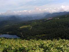 2018 須川湖キャンプ&栗駒山ハイキング