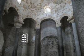 美しき南イタリア旅行♪ Vol.172(第6日)☆Santa Severina:美しき村「サンタ・セヴェリーナ大聖堂」のクリプタ♪