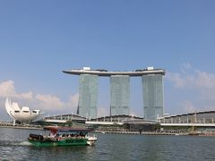2018年夏シンガポール その2 インターコンチネンタル・シンガポール、プレミアスイート、リバークルーズ、ナイトサファリ