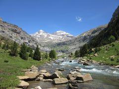 ピレネー山脈のハイキング⑤ ~スペイン・オルデサ国立公園