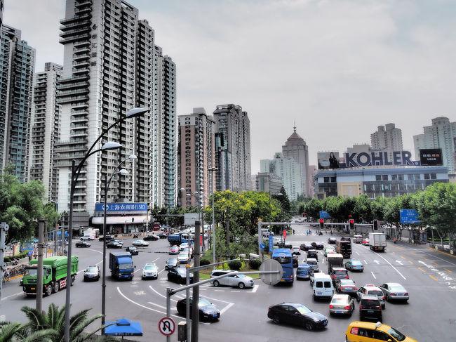 水郷の街へ05 西塘から上海へもどって次の日帰国。中国の生活感をいろいろ知る