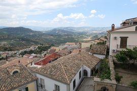 美しき南イタリア旅行♪ Vol.174(第6日)☆Santa Severina:美しき村「サンタ・セヴェリーナ」肉たっぷりのパニーニサンド♪