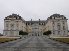 お盆に弾丸でドイツ旅行 その7 世界遺産のアウグストゥスブルク城と歩いても歩いても着かなかったファルケンスト城