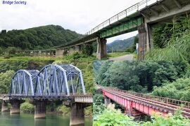 ◆会津若松~長岡 只見線沿線の橋梁等を巡る旅◆その2 本名~長岡
