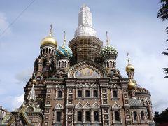 【ロシア旅行記④】ペテルブルグ散策&アルゼンチン牛 そして夜行列車・赤い矢号でモスクワへ