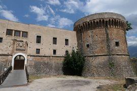美しき南イタリア旅行♪ Vol.190(第7日)☆Casrovillari:「カストロヴィッラリ城」(アラゴン城)♪