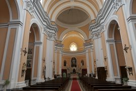 美しき南イタリア旅行♪ Vol.191(第7日)☆Casrovillari:カストロヴィッラリの赤い教会♪