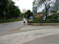 バンコク最終日 ベーンチャシリ公園散策