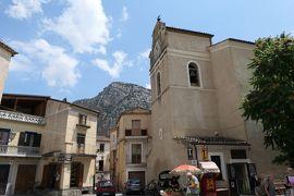 美しき南イタリア旅行♪ Vol.194(第7日)☆Civita:美しき村「チヴィタ」旧市街と山の風景♪