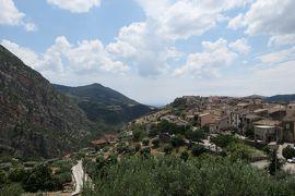 美しき南イタリア旅行♪ Vol.195(第7日)☆Civita:美しき村「チヴィタ」美しいパノラマ♪