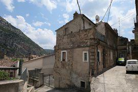 美しき南イタリア旅行♪ Vol.196(第7日)☆Civita:美しき村「チヴィタ」美しい旧市街はアルバニア雰囲気♪