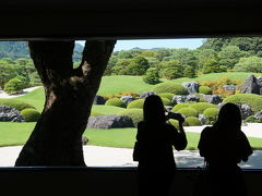 島根に日本一の庭園あり:足立美術館&出雲大社