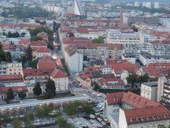 スロベニアからハンガリーの旅 4 リュブリャナ