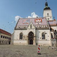 スロベニアからハンガリーの旅 5 クロアチア