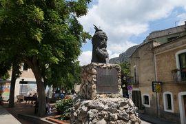 美しき南イタリア旅行♪ Vol.197(第7日)☆Civita:ご先祖様はイケメンなアルバニア人「Giorgio Castriota」♪