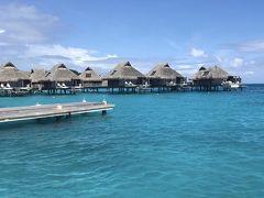 新婚旅行 ボラボラ島♡