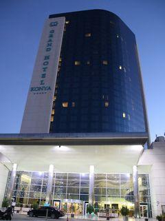 グランドホテルコンヤに宿泊してスルタンハヌ ケルヴァンサライ訪問