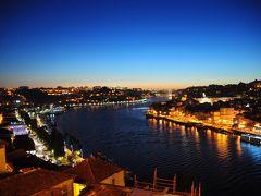 夏旅は初ポルトガル19★ポルト★ドン・ルイス1世橋を渡り対岸のヴィラ・ノヴァ・デ・ガイアへ 夕食はポルトの路地裏レストランで ~Casa Porto a Noite~