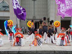 浜っ子のよさこい「ハマこい」とみなとみらい地区ほか横浜市内の散策~ジャズにヒップホップの味付けは、横浜らしいしゃれた仕上がり。変幻自在のよさこいですが、横浜の文化にもここまで融合したのは感動ものだと思います~