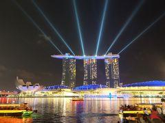 3歳子連れ家族旅行 シンガポールの旅