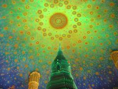 バンコク ワット・クンチャン & ワット・パークナム寺院