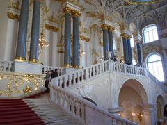 ロシア訪問記 『エルミタージュ美術館』 真っ白な豪華絢爛を形にした宮殿